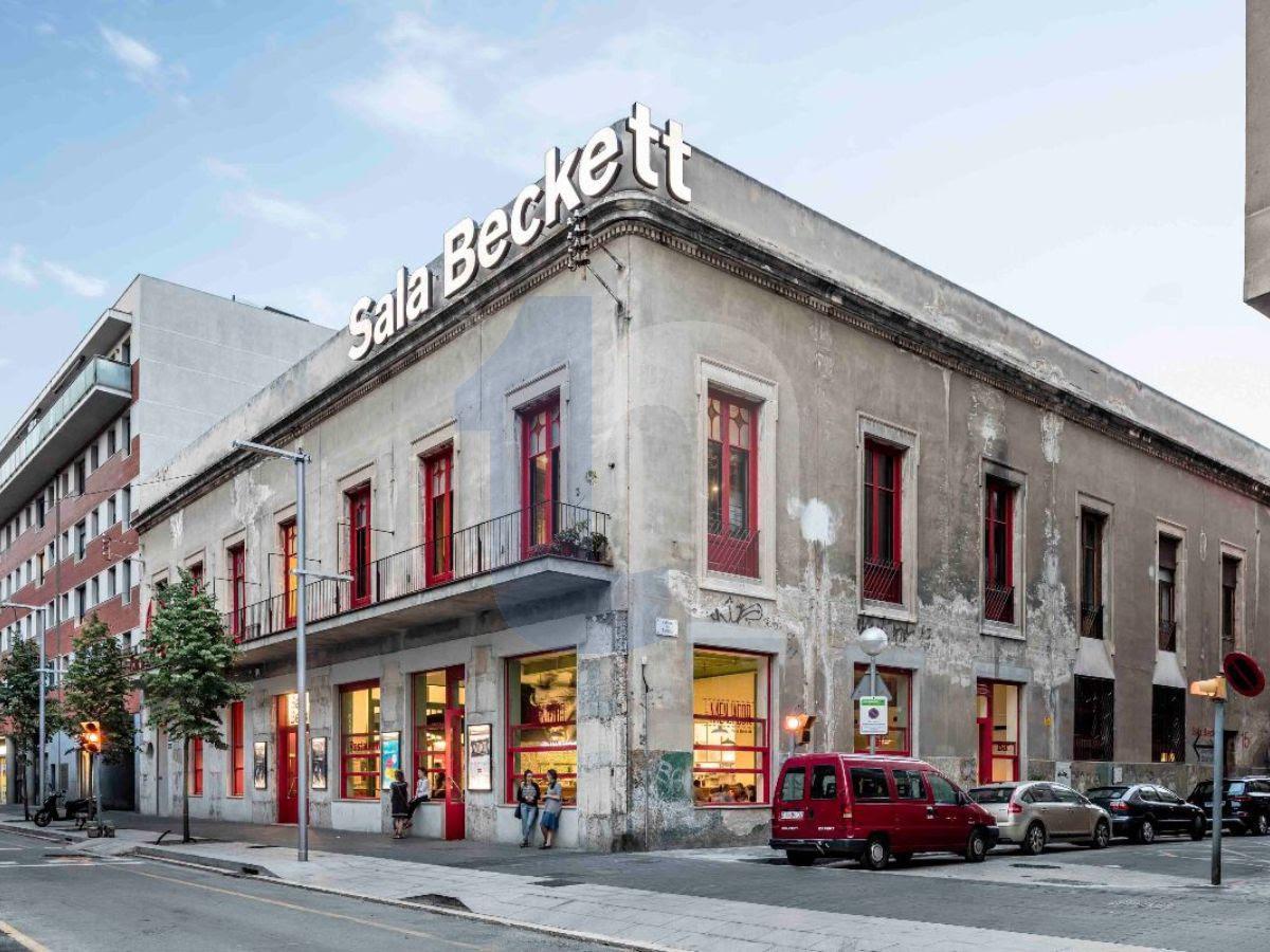 Les primeres novetats de la Sala Beckett: teatre, cursos, lectures… de tot!