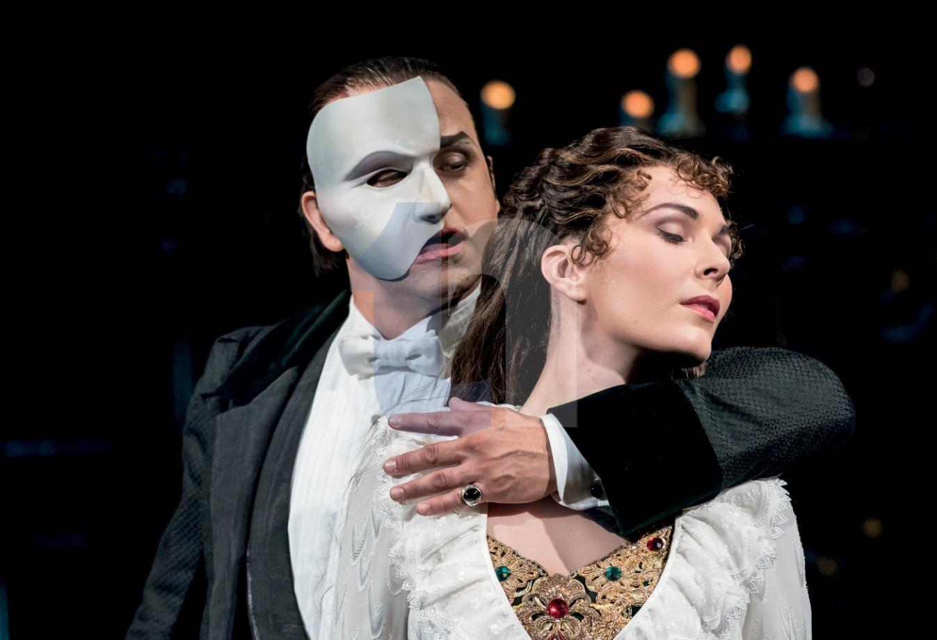 La màscara més seductora del West End