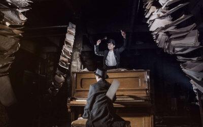 Analia Puentes es transforma en George Sand al Teatre Gaudí, dirigida per Jessica Walter