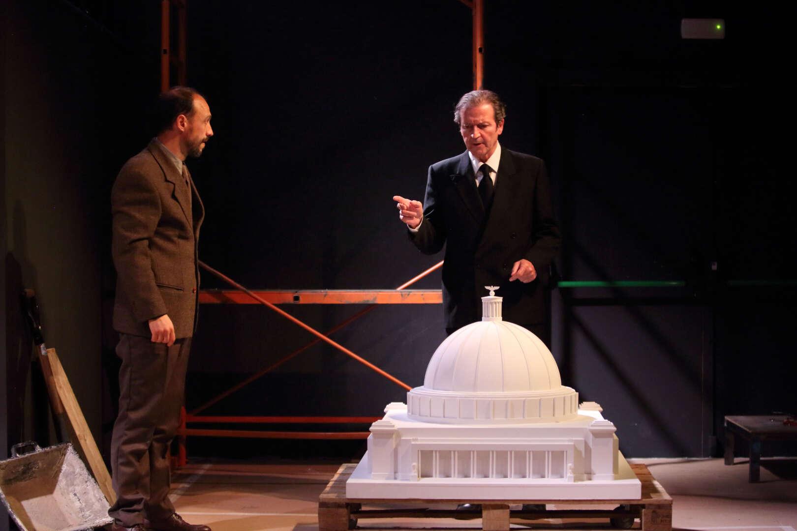 Speer, producció de La Gleva amb Pep Munné i Xavier Ripoll