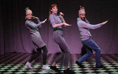 Els Pirates Teatre tornen al Maldà amb l'èxit 'Boira a les orelles'