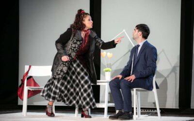 La comèdia '36 preguntes que faran que t'enamoris' viatja al Cercle Català de Madrid
