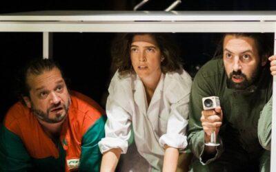 La Sala Fènix participa a la mostra Teatre Argentí a Barcelona amb 'Laboratorios Washla (o hay que matar a papá)'