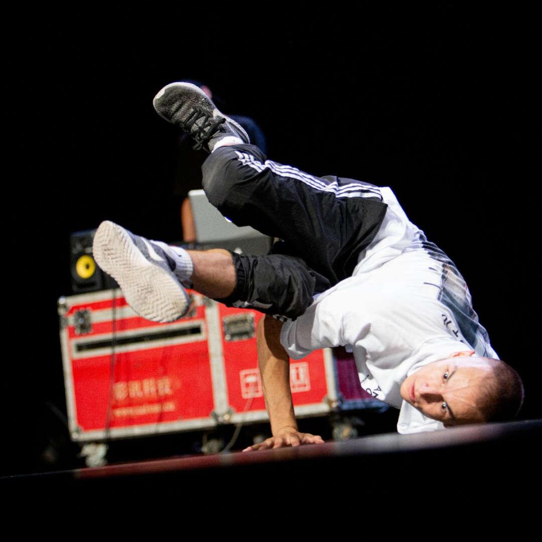 Roberto Hoyo,altaveu,break-dance
