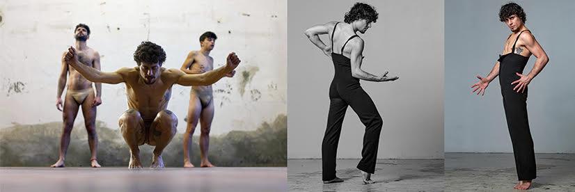 El ballarí Jesús Carmona