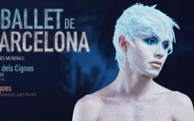 El Ballet de Barcelona porta al Teatre Condal un repertori que inclou El llac dels cignes i Tongues