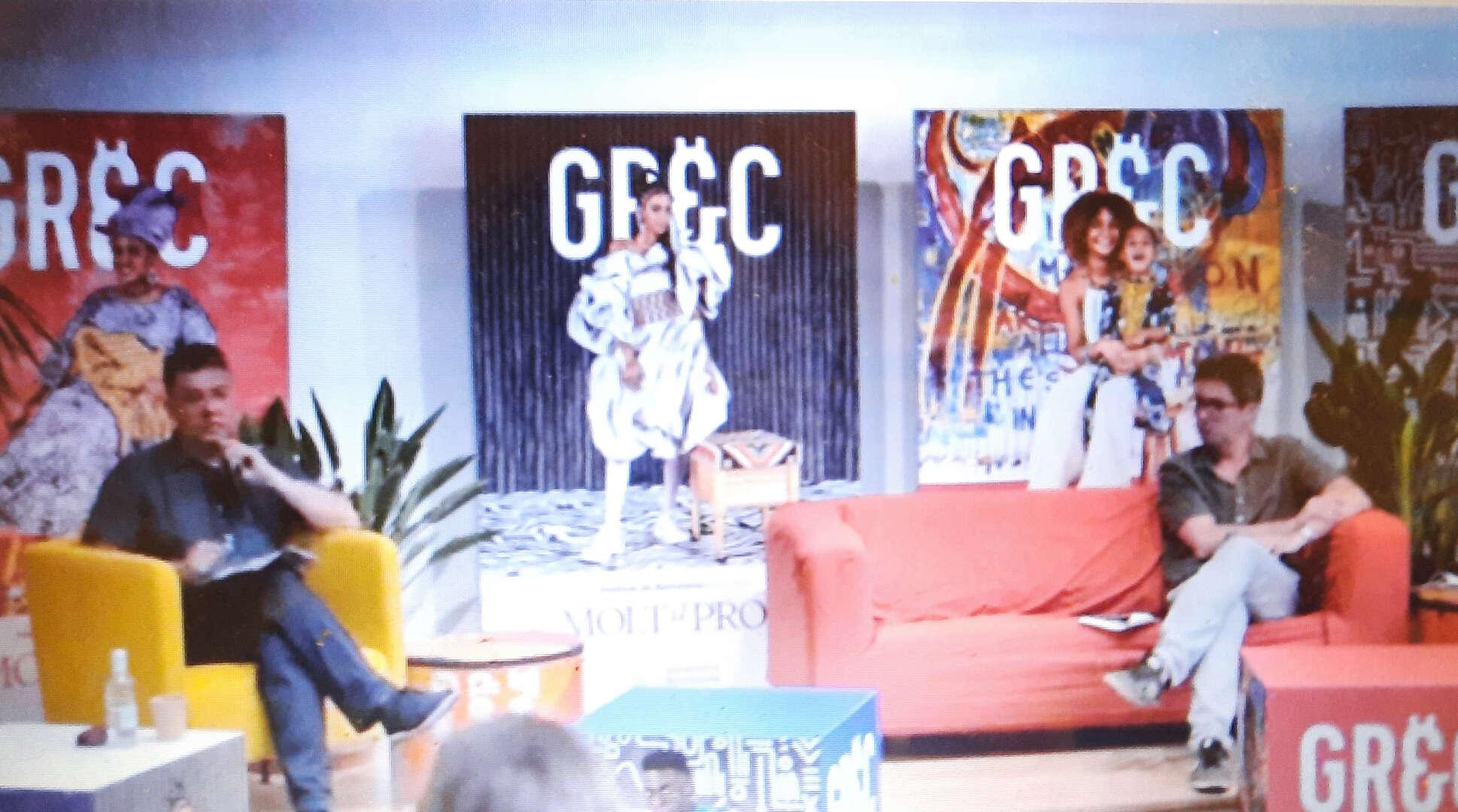 Cesc Casadesús i Esteve Caramés presenten balanç de la 45 edició del Festival Grec