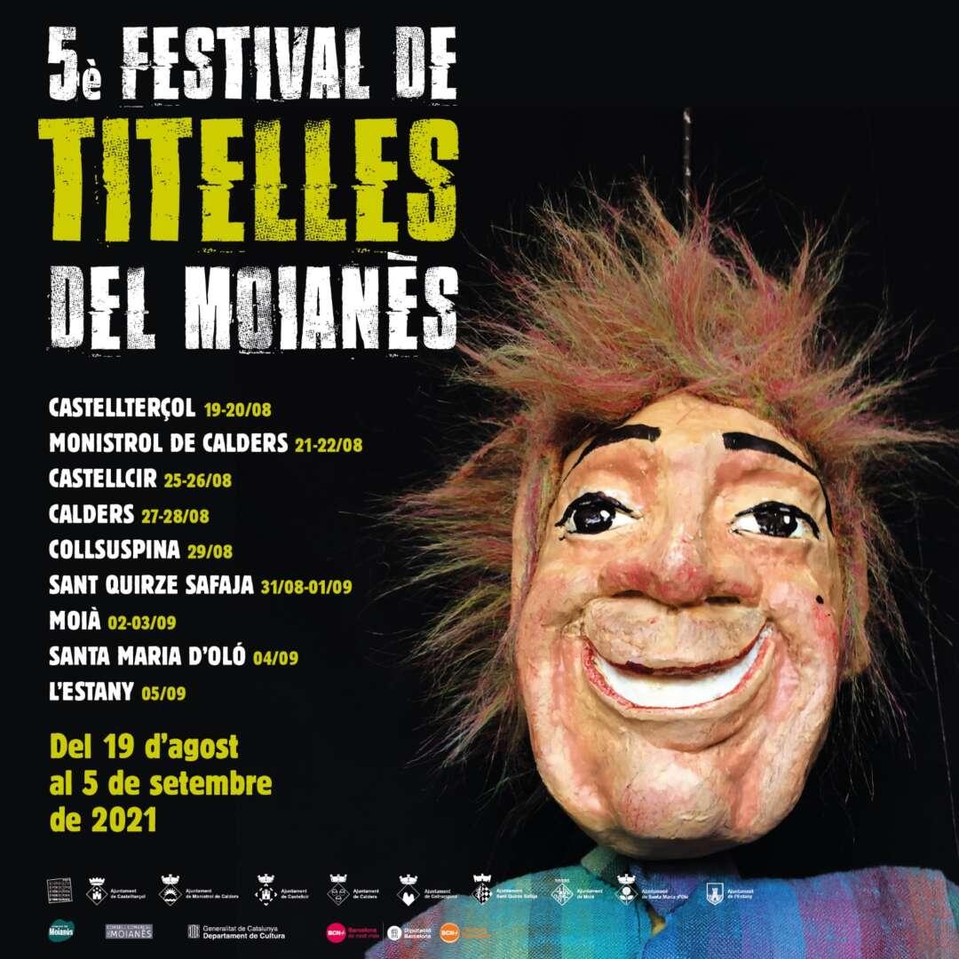S'acosta el 5è Festival de Titelles del Moianès