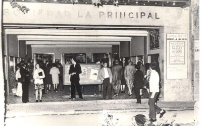 El Teatre del Casal de Vilafranca celebra 100 anys d'història