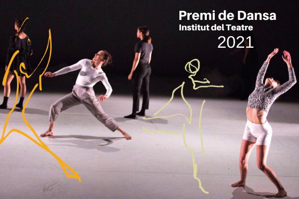 Proclamats els quatre finalistes del Premi de Dansa de l'Institut del Teatre 2021