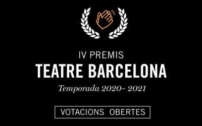 4a edició dels Premis Teatre Barcelona: un pas endavant cap a la inclusió