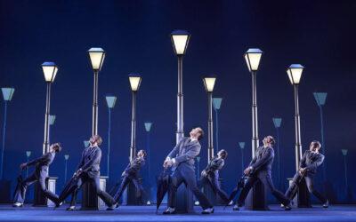 El Teatre Tívoli ens proposa una nit fascinant gaudint del musical 'Cantando bajo la lluvia'
