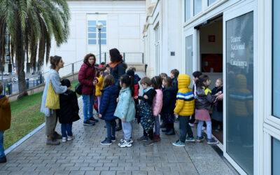 El TNC inicia un nou projecte Tàndem amb l'escola Mercè Rodoreda de Santa Coloma de Gramanet i la Fundació Catalunya-La Pedrera