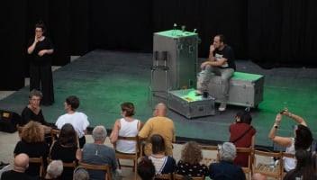 Debat d'obertura de David Fernàndez i Ada Vilaró
