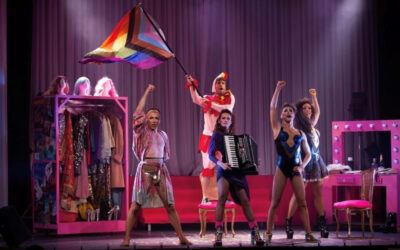 Aquest divendres arribaran a l'Aquitània Teatre 'Las chicas del coro'