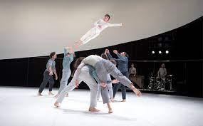 Els coreògrafs Guy Nader i Maria Campos porten 'Made of Space' al Mercat de les Flors