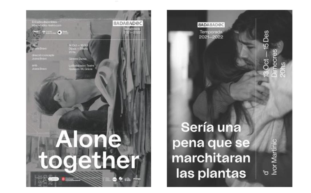 """Alone together"""", i recupera """"Sería una pena que se marchitaran las plantas"""""""