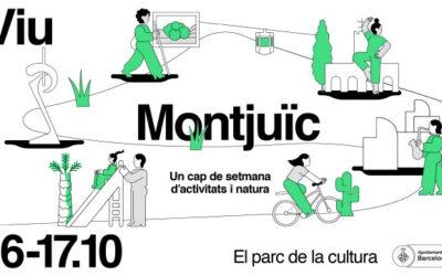 L'Institut del Teatre participa els 16 i 17 d'octubre al'Viu Montjuïc'