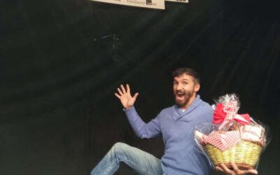 Bernat Molina guanya el 1r Combat i accedeix a la semifinal de l'XI Torneig de Dramatúrgia Catalana de Temporada Alta
