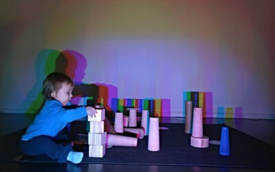 Neix un nou programa de residències per a mares artistes a la Fabra i Coats: Fàbrica de Creació