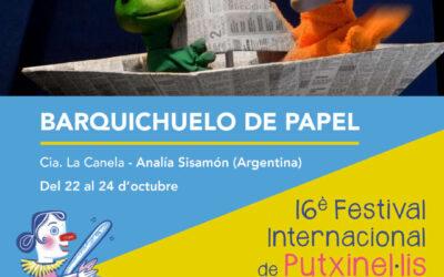 Última setmana del Festival Internacional de Putxinel·lis, a La Puntual