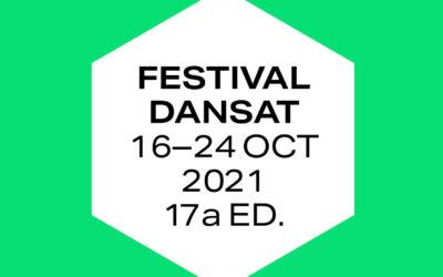 El SAT! Sant Andreu Teatre celebra la 17a edició del Festival Dansat